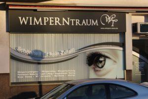 Wimpernverlängerung in Berlin von Wimpern Traum